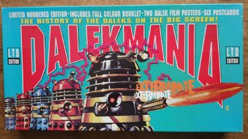 Doctor Who Dalekmania Limited Edition Box Set 1587
